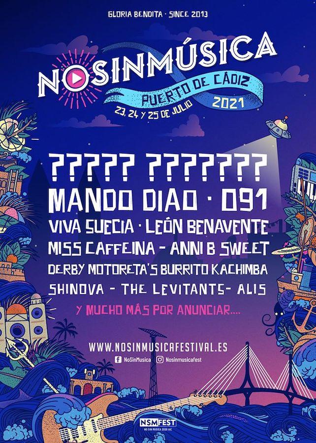 No Sin Música Festival 2021