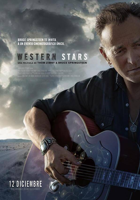 Película Western Stars - Bruce Springsteen