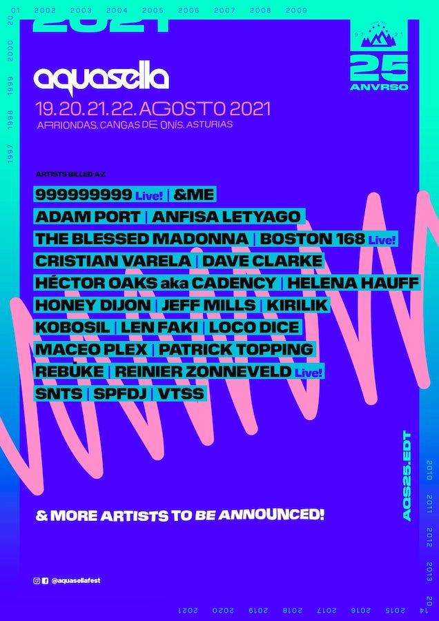 Aquasella Festival 2021