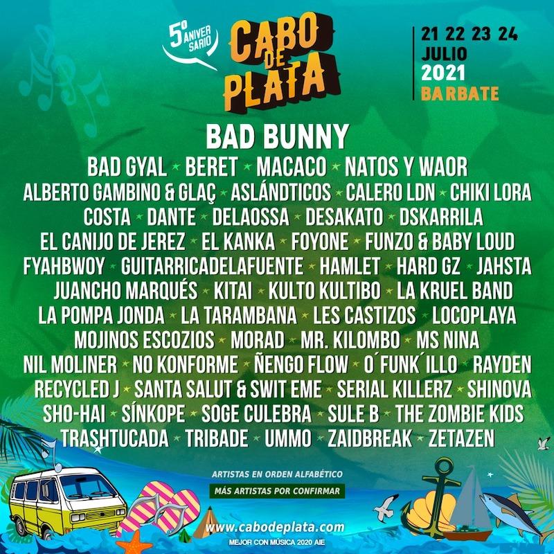 Cabo de Plata 2021