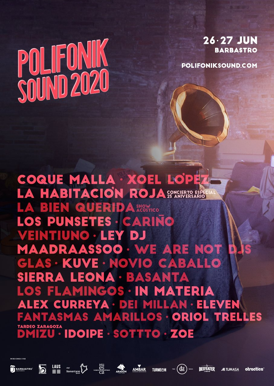 Cartel Polifonik Sound 2020