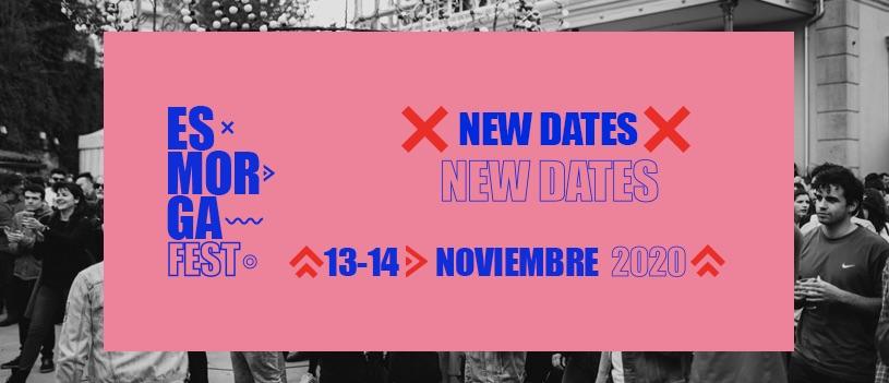 Esmorga Fest 2020 - Nuevas fechas