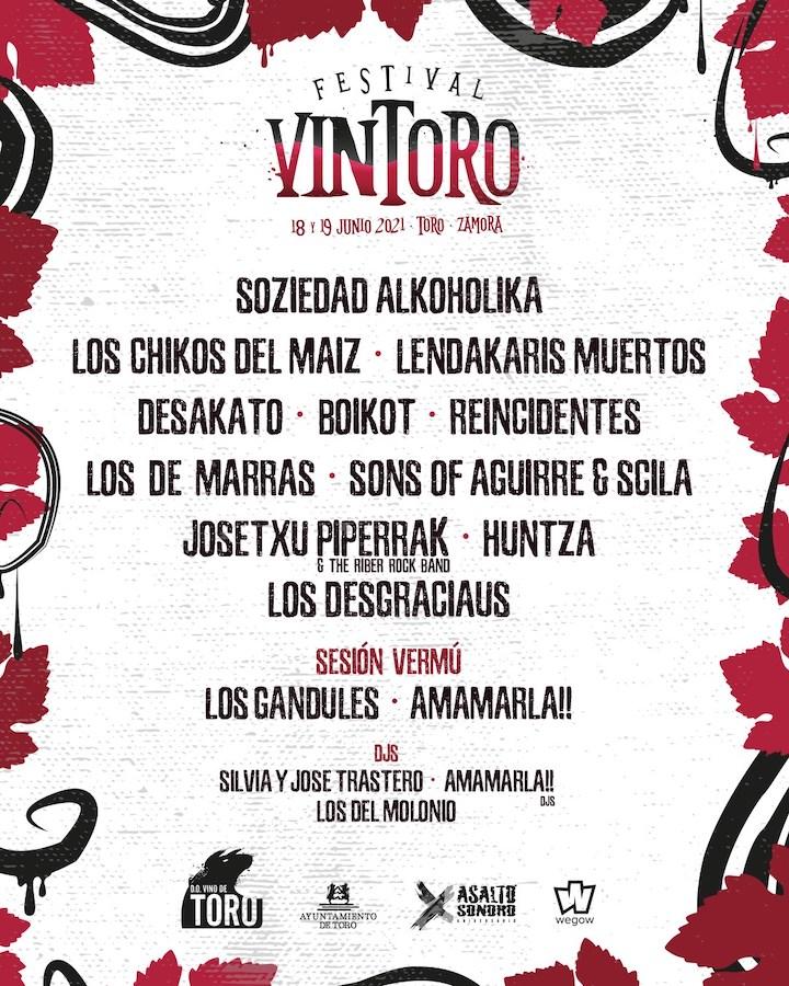 Festival VinToro 2021