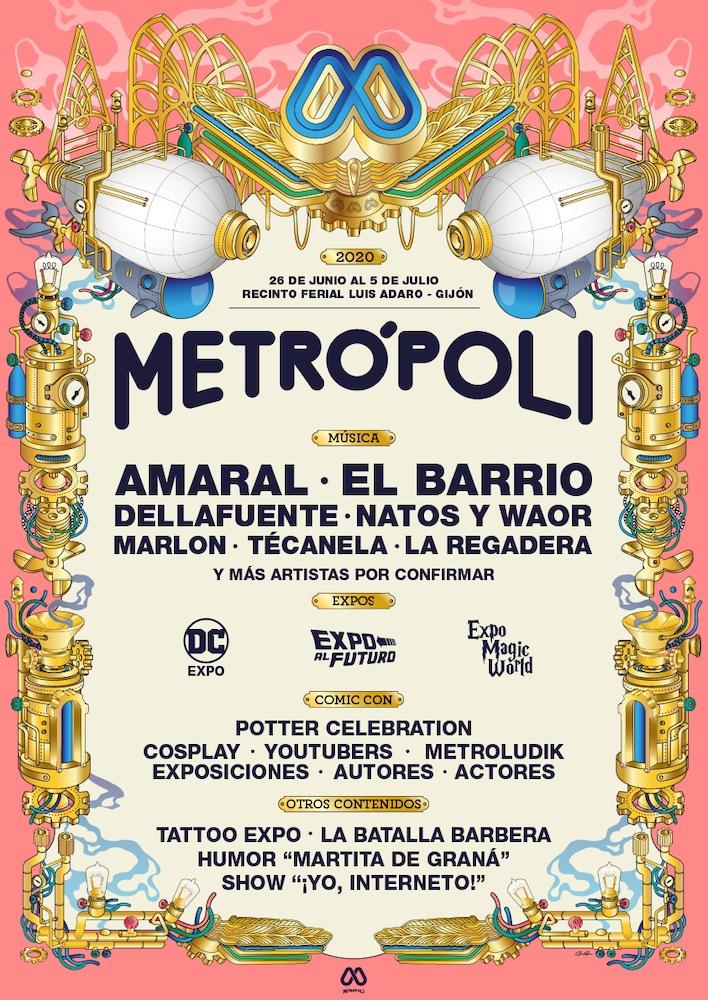 Metrópoli Gijón 2020