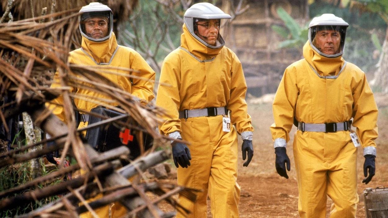 Películas sobre virus y pandemias