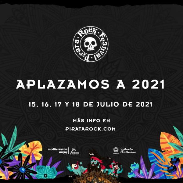 Pirata Rock Festival 2021
