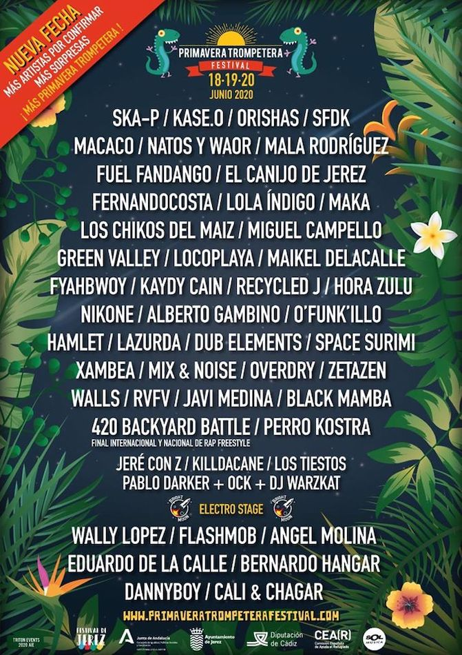 Festival Primavera Trompetera 2020