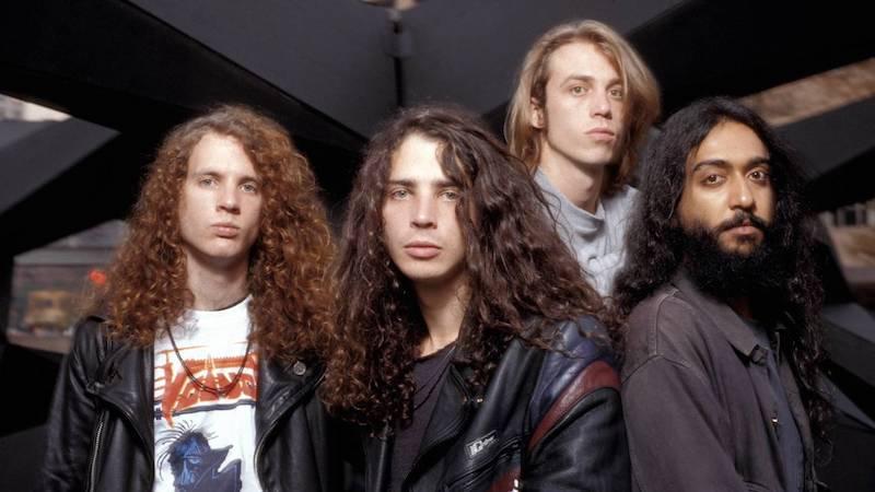 Soundgarden en 1989