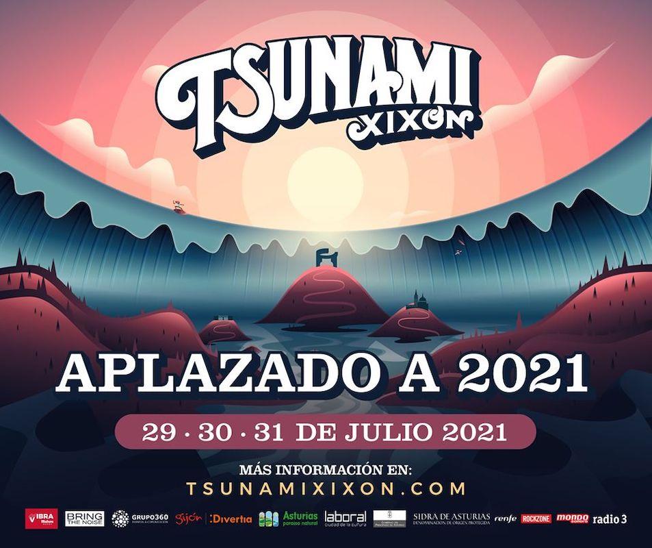 Tsunami Xixón 2021