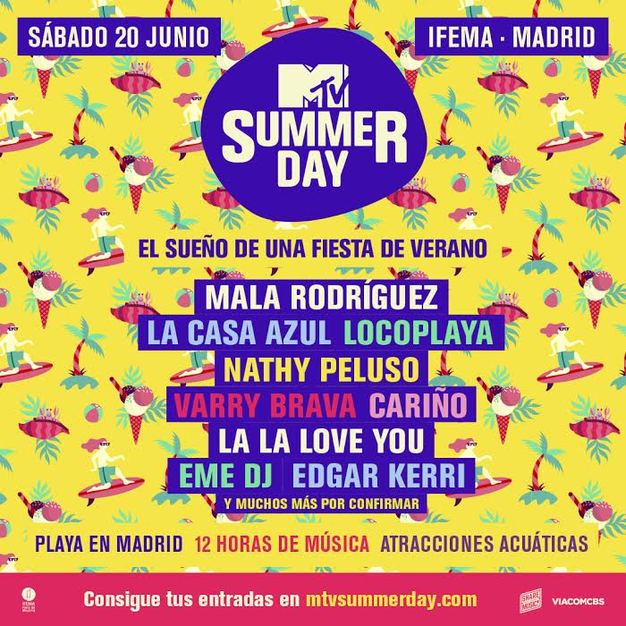 MTV Summer Day Madrid