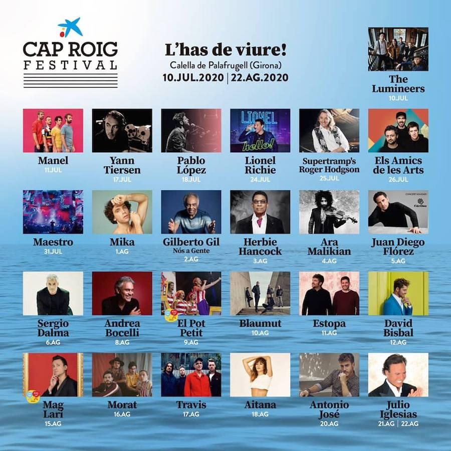 Cap Roig Festival 2020
