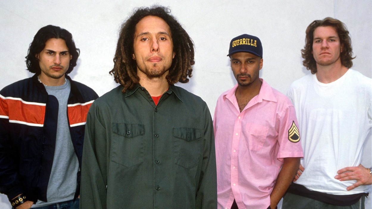 Conciertos de Rage Against The Machine 2021