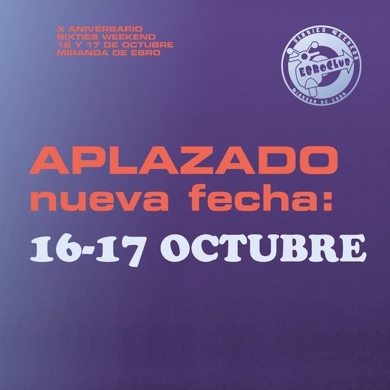 Ebroclub 2020 - Nuevas fechas