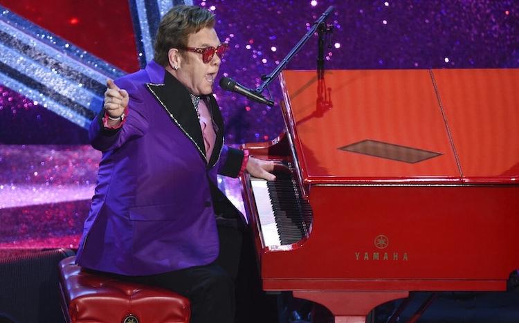 Elton John - Premios Oscar 2020
