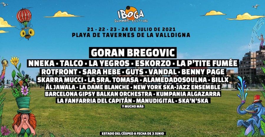 Iboga Summer Festival 2021