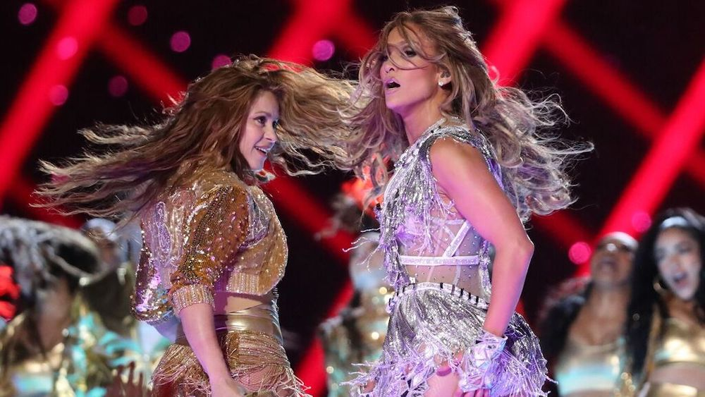Super Bowl 2020: Jennifer Lopez y Shakira