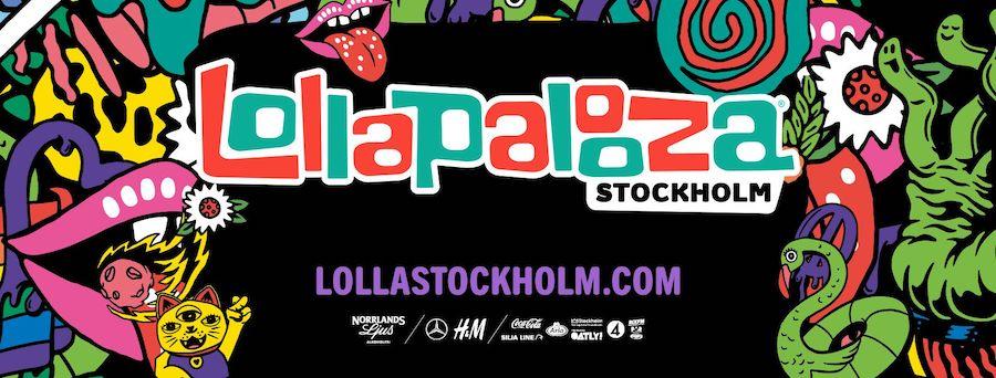 Lollapalooza Estocolmo 2021