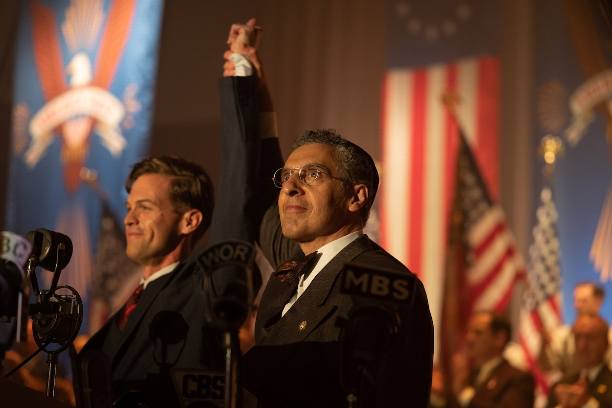 La conjura contra América - Serie HBO