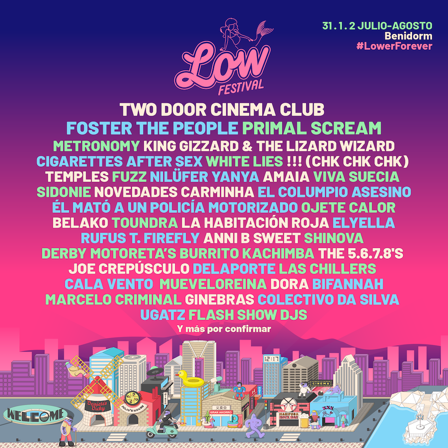 Cartel Low Festival 2020