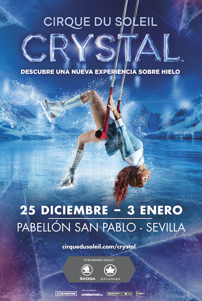 Circo del Sol 'CRYSTAL' en Sevilla 2020 / 2021