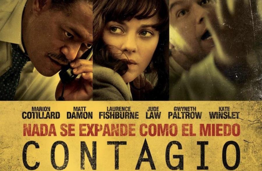 Contagio - Película pandemia y virus