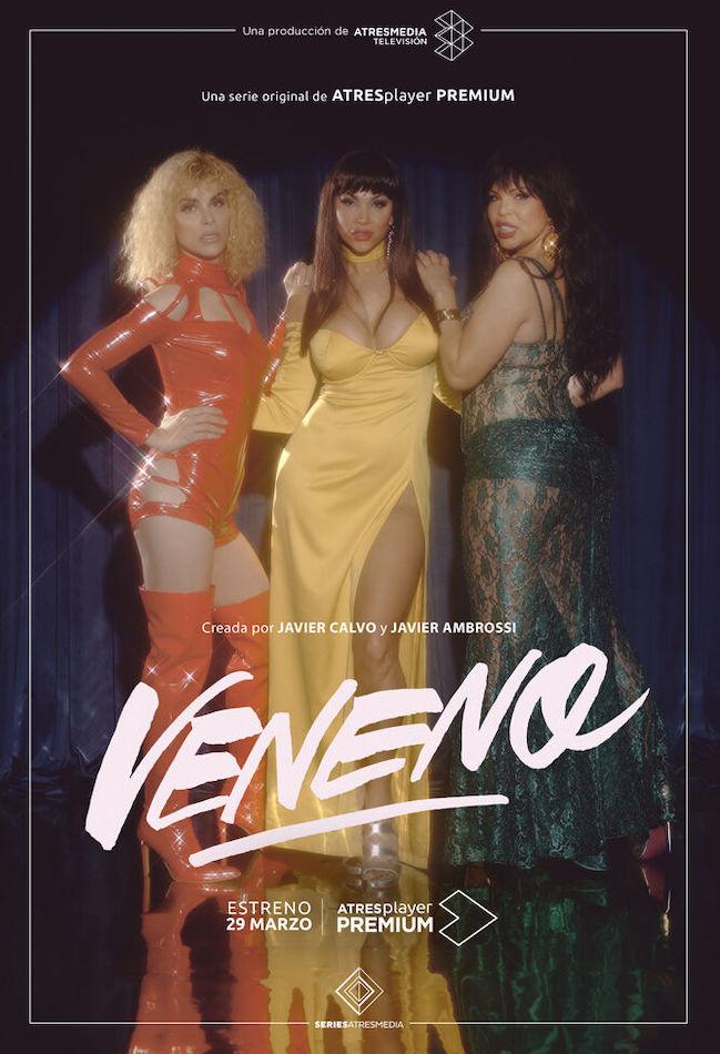Póster de Veneno - Serie de Los Javis