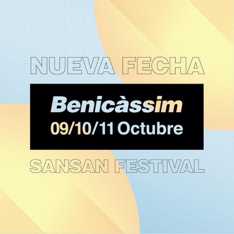 SanSan Festival 2020 - Nuevas fechas