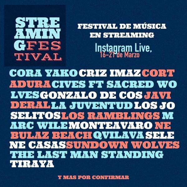 Streaming Festival