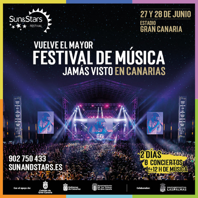 Festival Sun&Stars 2020
