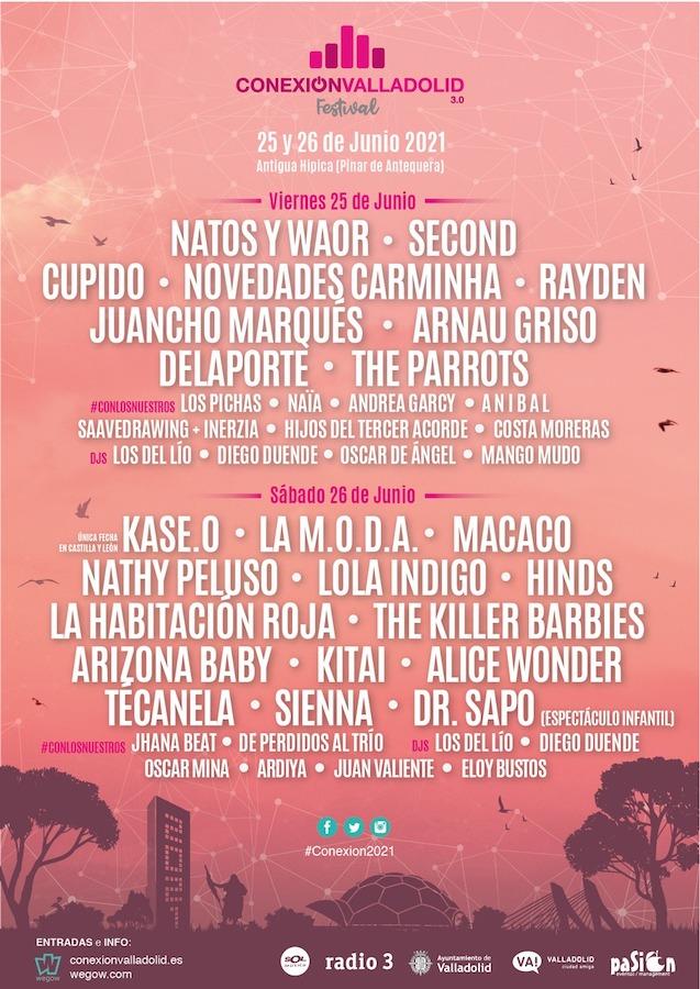 Conexión Valladolid Festival 2021