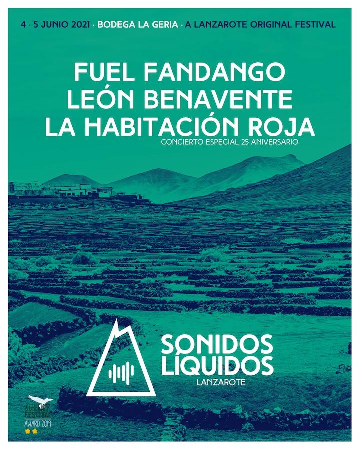 Festival Sonidos Líquidos 2021 - Lanzarote