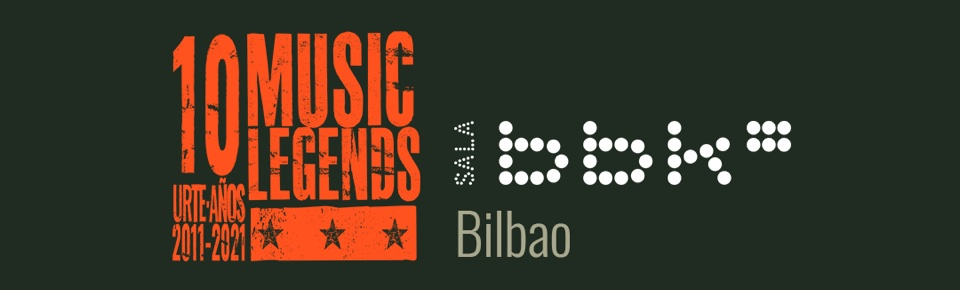 BBK Music Legends Festival 2021