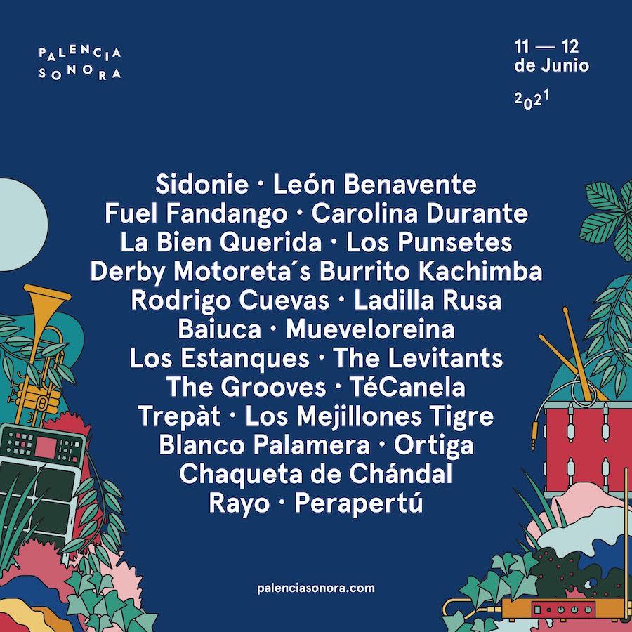 Palencia Sonora 2021