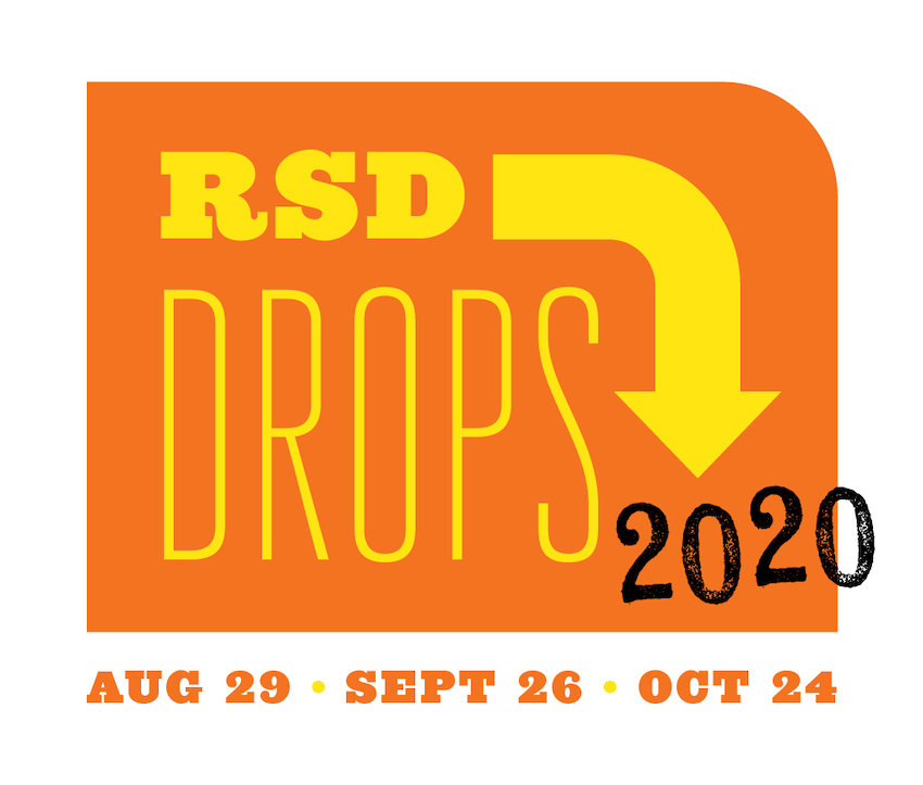 Record Store Day 2020 - RSD Drops