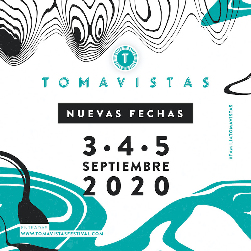 Tomavistas 2020 - Nuevas fechas