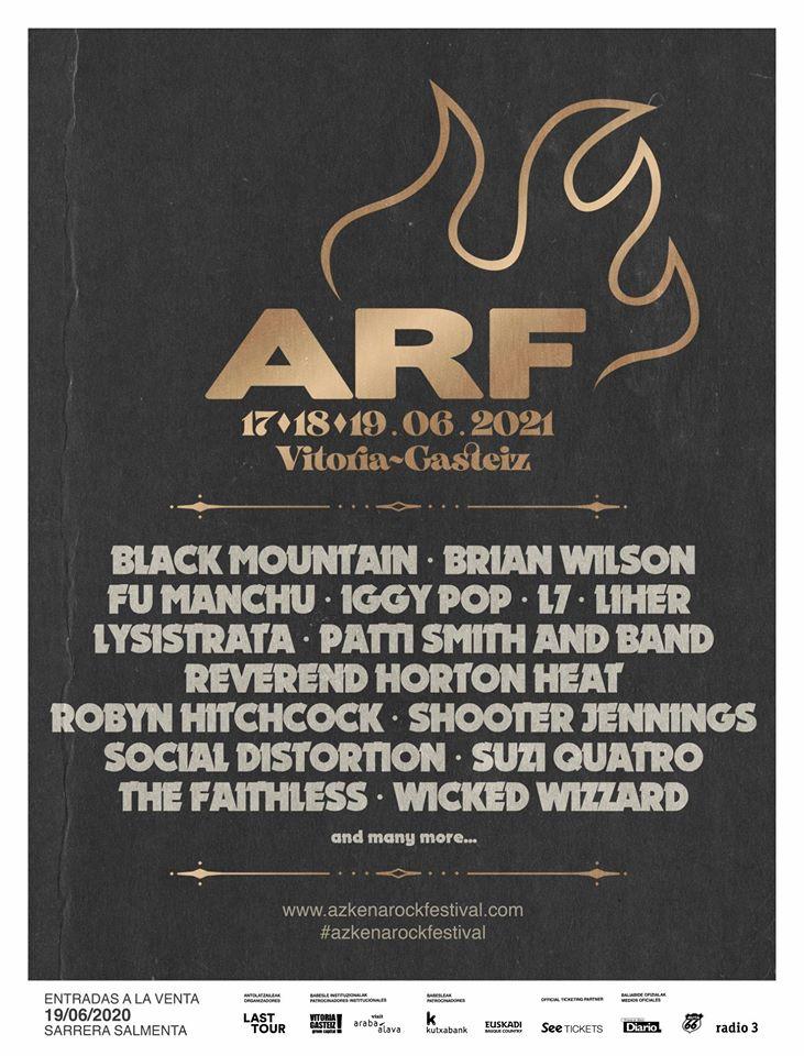 Azkena Rock Festival 2021