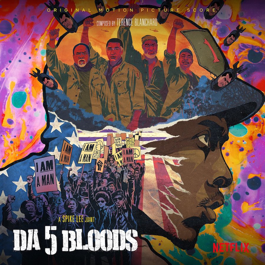Banda Sonora de 'Da 5 Bloods: Hermanos de Armas'