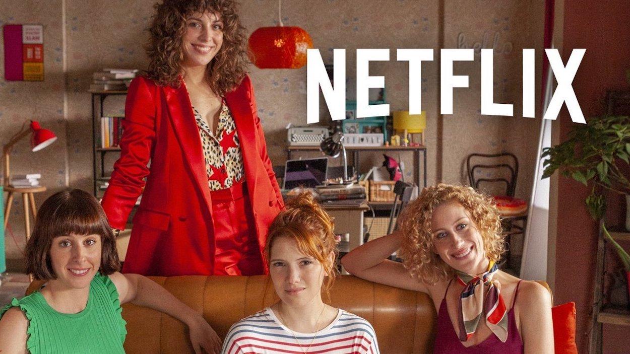 Banda Sonora 'Valeria' - Netflix