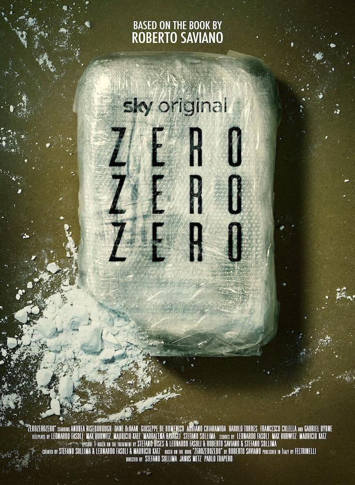 Banda sonora de ZeroZeroZero - Mogwai