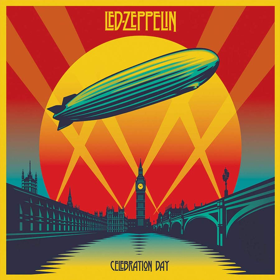 Celebration Day de Led Zeppelin en streaming
