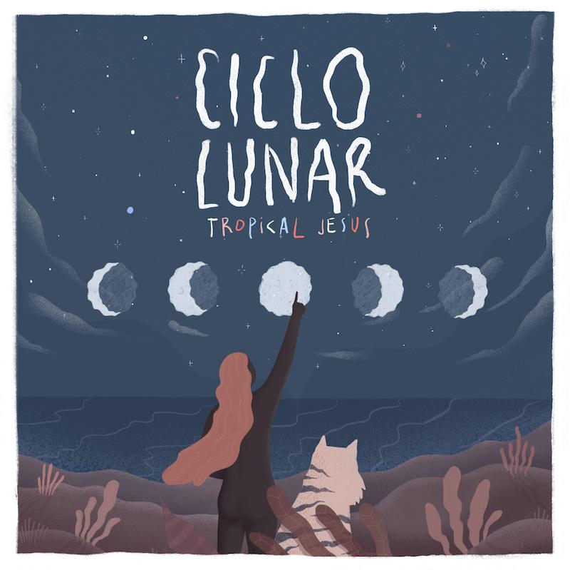 Portada de Ciclo Lunar - Carlos Sadness