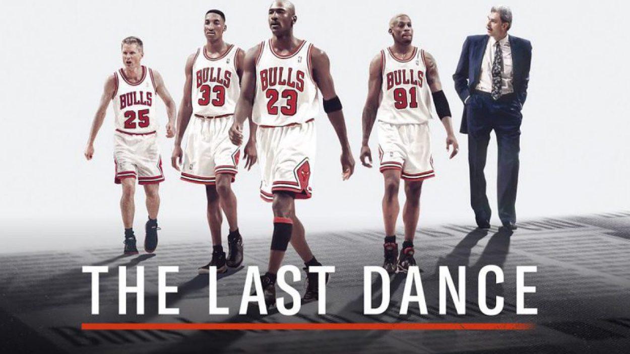 Banda Sonora de 'El último baile (The Last Dance)'