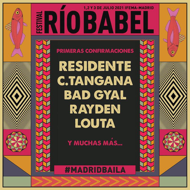 Festival Río Babel 2021