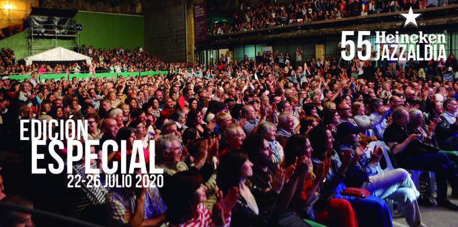 Jazzaldia 2020 de San Sebastián