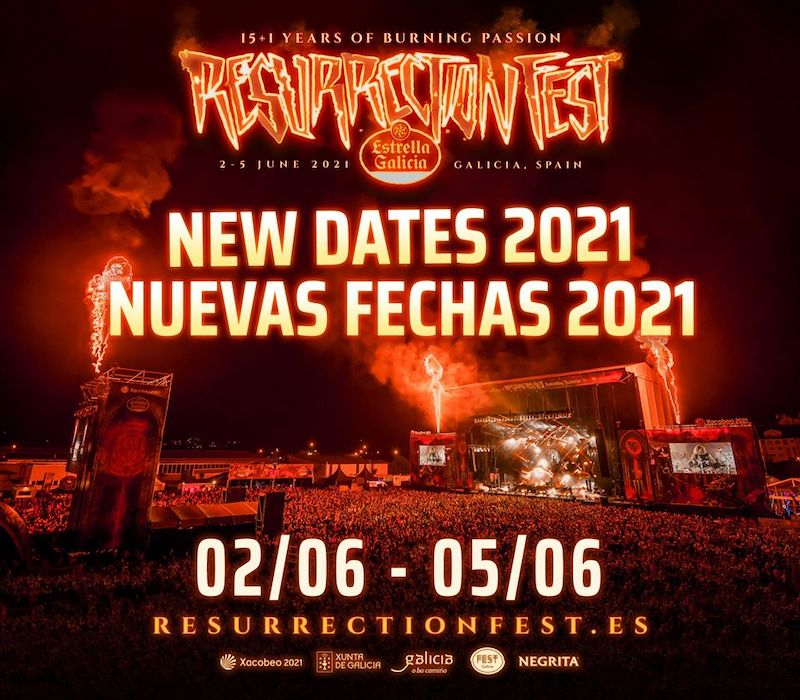 Resurrection Fest 2021