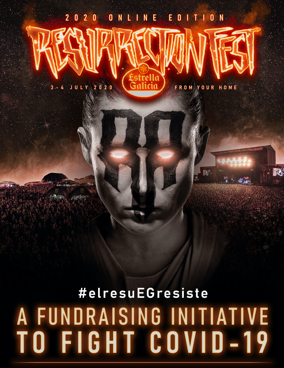Resurrection Fest 2020 Online