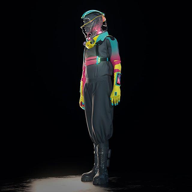 Micrashell: el traje 'anti-coronavirus' para ir a conciertos, festivales y salir de fiesta