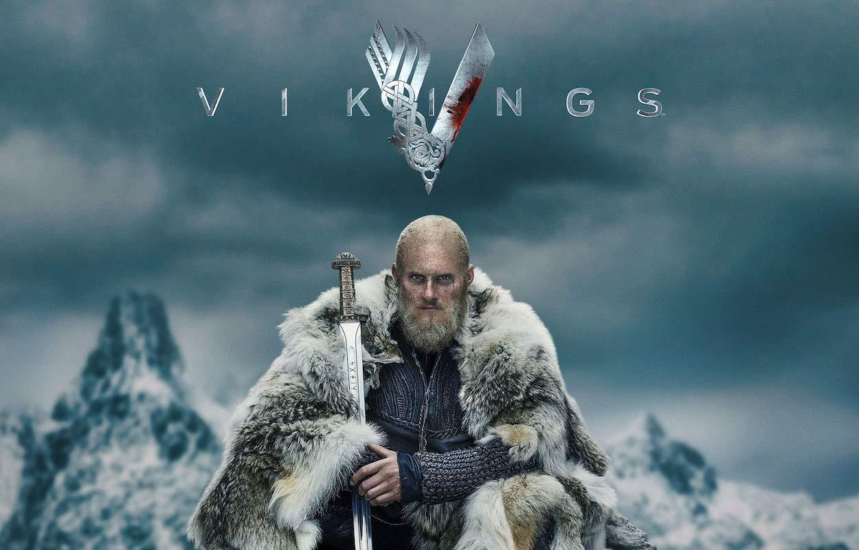 Vikingos: Temporada 6 - Donde ver la serie online