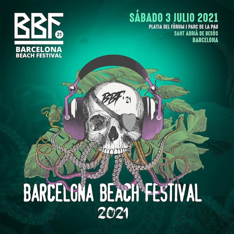 Barcelona Beach Festival 2021
