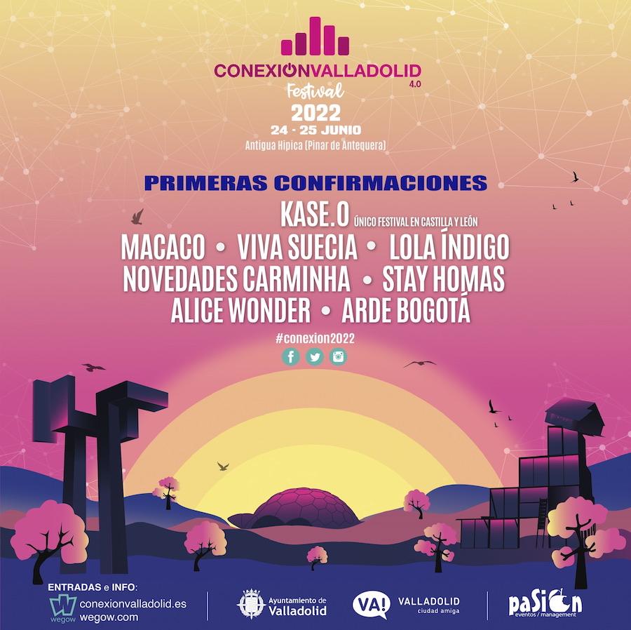 Conexión Valladolid Festival 2022
